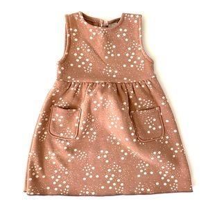Zara Toddler Girl Pocket Dress